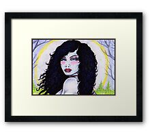 Immortal Stheno Framed Print