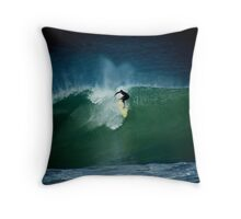 The Green Dream Throw Pillow