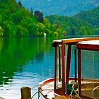 Lake Bled by Jeannie  Mazur