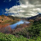 Rio Guadiana, Alentejo, Portugal by manateevoyager