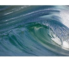 Curvaceous Water Photographic Print