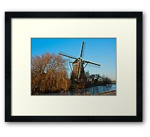 Typical Dutch Framed Print