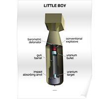 Little Boy Poster