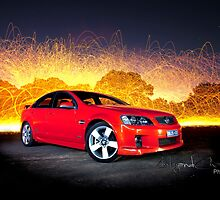 Light Painting Fun by LinleyandCharles Photography