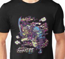 Adult Robot Vampire Ninja Ghost Zombie Unisex T-Shirt