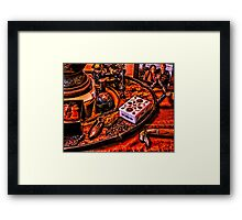 Remembrances Framed Print