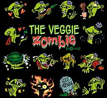 The Veggie Zombie by Alex Gallego