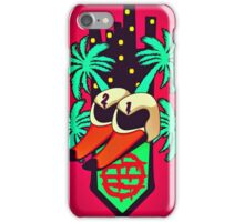 DEADLY SWANS iPhone Case/Skin