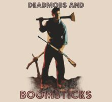 Deadmobs and Boomsticks by Marconi Rebus
