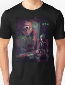 Halloween at the Zombie Retirement Home T-Shirt
