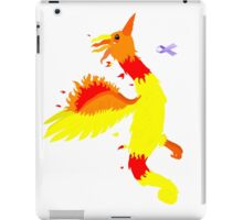 rise from the ashes iPad Case/Skin