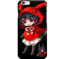 Anime Chibi 4. iPhone Case/Skin