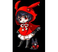 Anime Chibi 4. Photographic Print