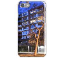 IQ Apartments, Braddon iPhone Case/Skin