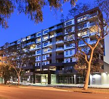 IQ Apartments, Braddon by Property & Construction Photography