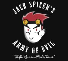 Jack Spicer's Army of Evil Kids Clothes