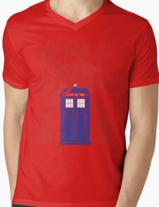 They Have The Phone Box... Mens V-Neck T-Shirt