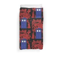 They Have The Phone Box... Duvet Cover