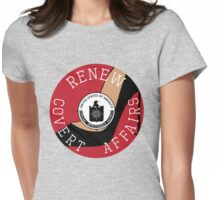 Renew Covert Affairs Womens Fitted T-Shirt