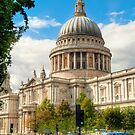 St Paul's by Mark  Swindells