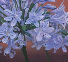 Love Flowers by Jan Lawnikanis