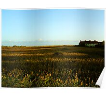 Sunrise - Cley, Norfolk Poster