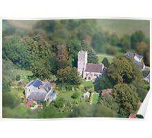 St Mary's Church, Limington Poster