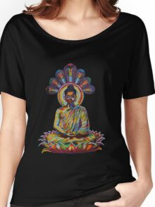 buddha - 2011 as tshirt Women's Relaxed Fit T-Shirt