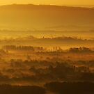 Spring Equinox Sunrise over The Severn Valley by S8to