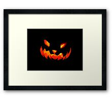 Happy Halloweeeeeen Framed Print