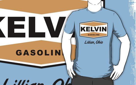 Super 8 - Kelvin Gasoline - Lillian, Ohio by TGIGreeny