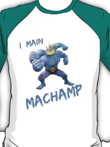 Pokkén Tournament! ~ MACHAMP (Main) T-Shirt