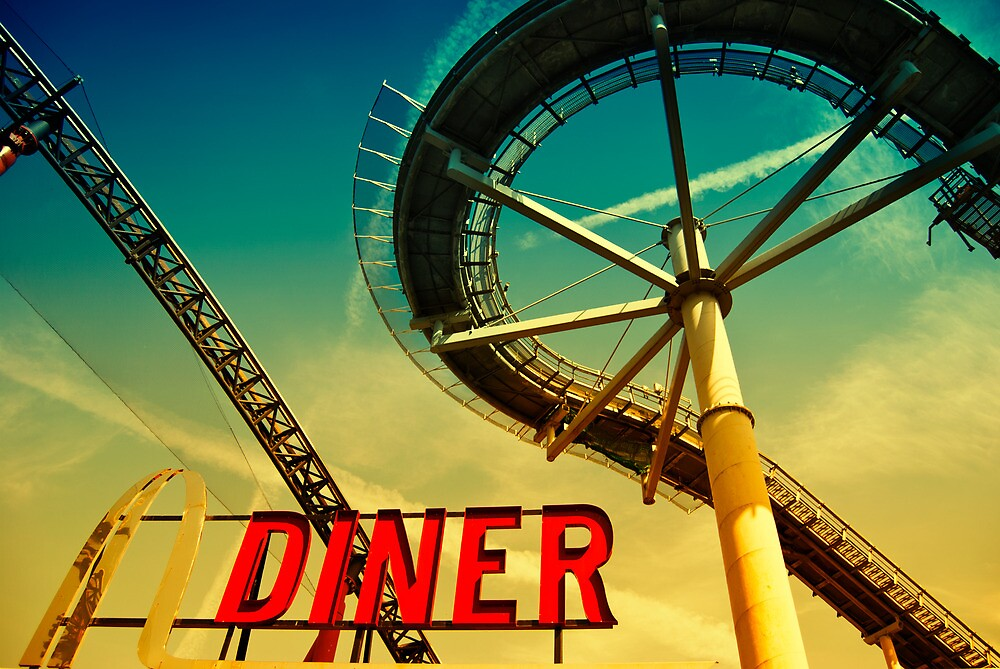 Diner by ajgosling