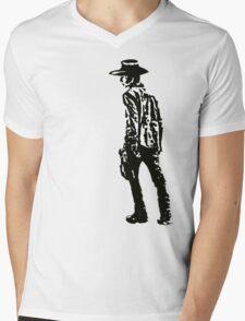 Carl Grimes Walking Dead Mens V-Neck T-Shirt