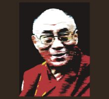His Holiness by Kevin J Cooper