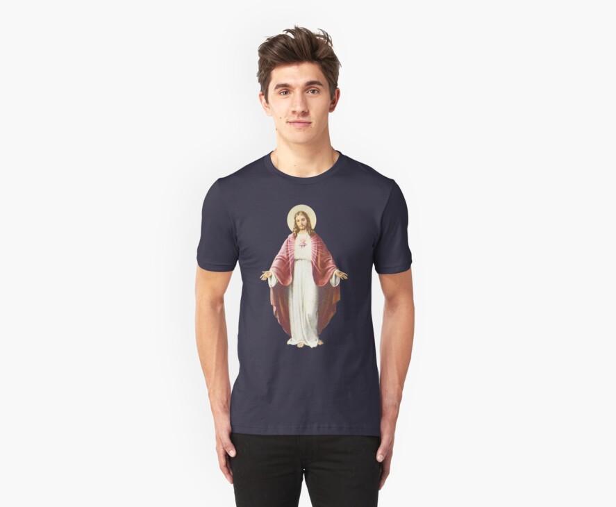 Jesus by antsp35