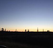 Sunset by Martin Kurkkio