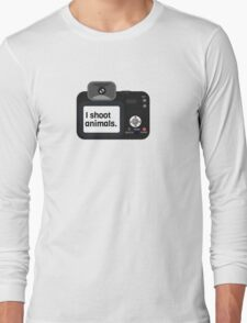 Photography Photographer Gift Cool Long Sleeve T-Shirt