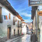 A Walk In Cusco by Edith Reynolds