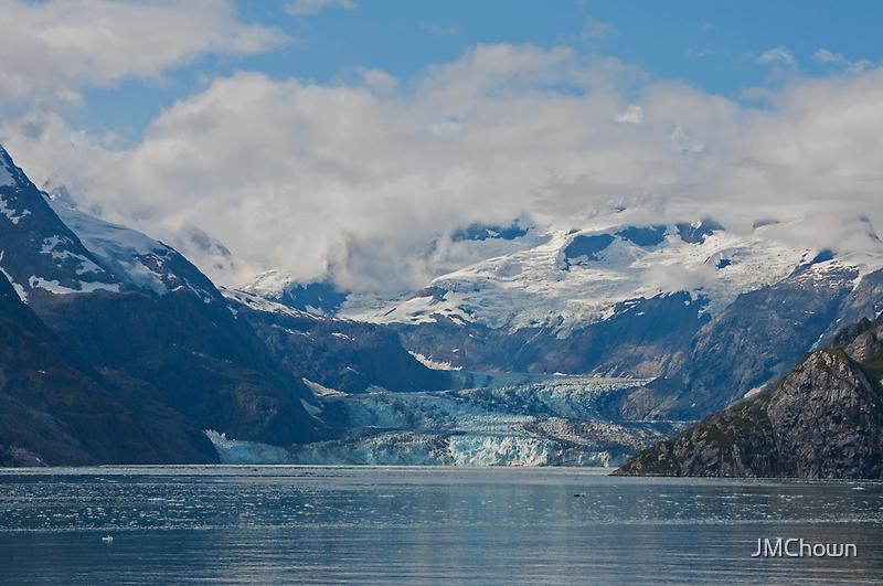 Johns Hopkins Glacier, Glacier Bay Alaska by JMChown