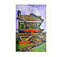 Expo 2000 Art Print