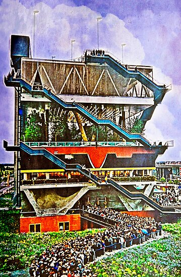 Expo 2000 by Denise Abé