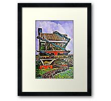 Expo 2000 Framed Print