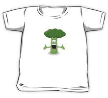 Broccoli Man Kids Tee