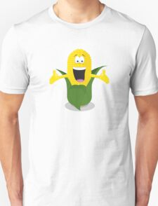 Sweetcorn Man Unisex T-Shirt