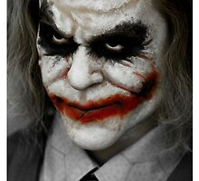 why so serious? by jtran