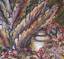 Jill's garden #2 by Terri Maddock