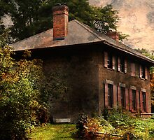 Old Stone House  by Elaine  Manley