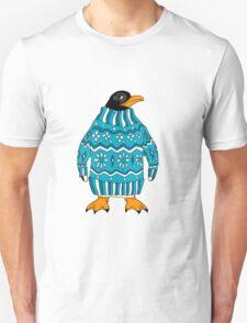 cute penguin in sweater T-Shirt