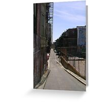 slice of life - boston Greeting Card